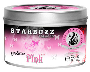 STARBUZZ Καπνός Exotic Pink - 250gr