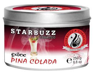 STARBUZZ Καπνός Pina Colada - 250gr