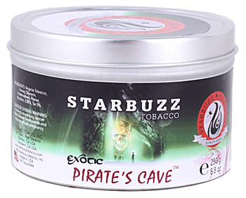 STARBUZZ Καπνός Pirate`s Cave - 250gr